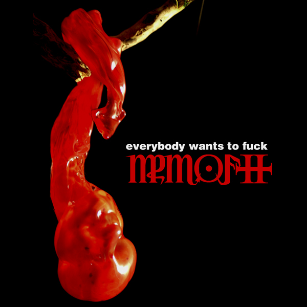 Everybody Wants to Fuck EP Cover