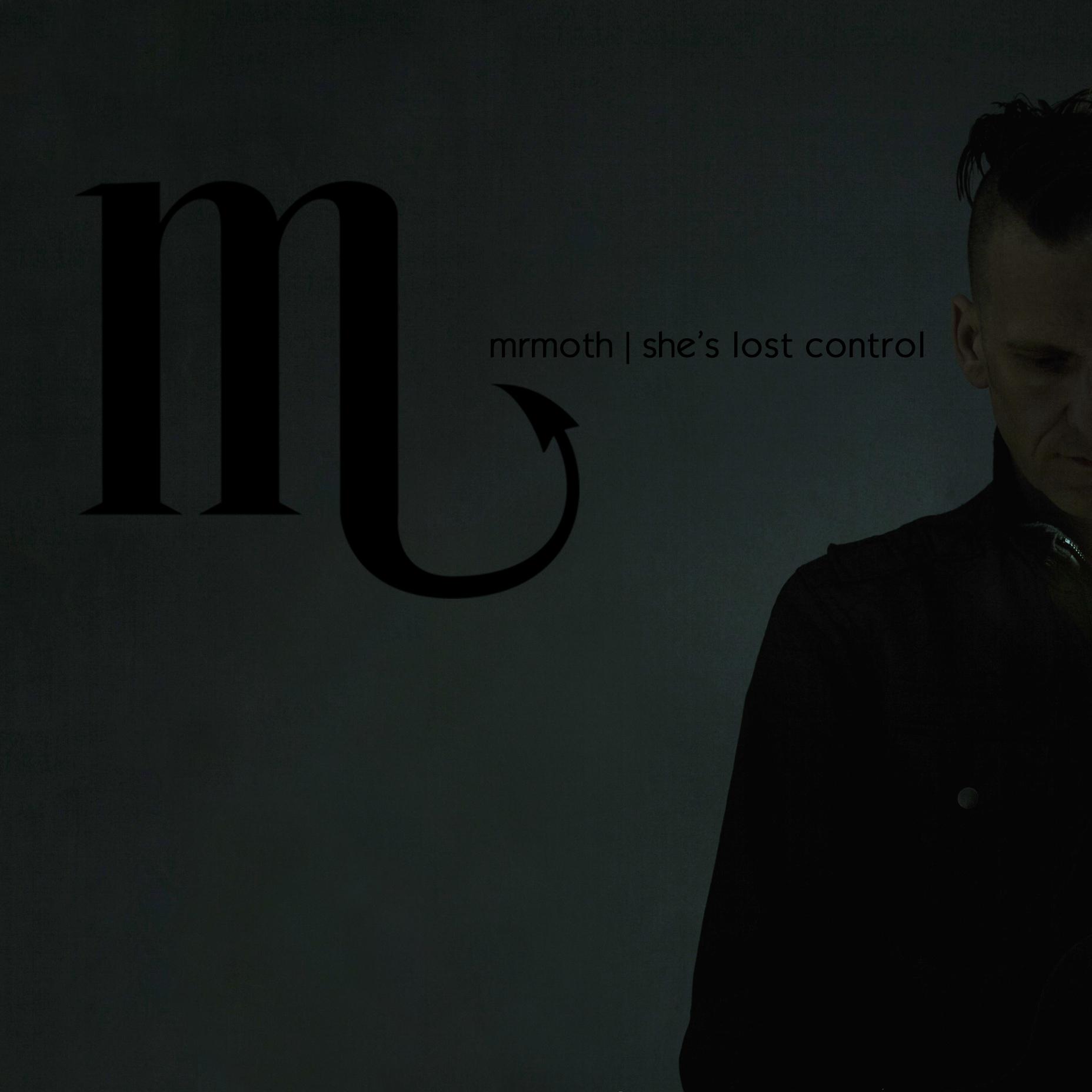"""""""She's Lost Control"""" Album Cover"""